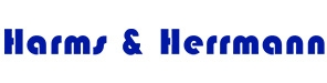 Harms und Herrmann Logo Impressum 296x75px | HARMS UND HERRMANN
